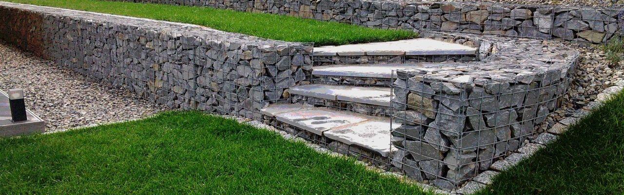 Poważne Gabiony producent, montaż gabionów, ogrodzenia - Jarosz Converters MY88